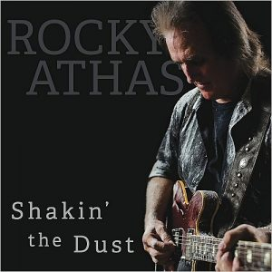 Rocky Athas – Shakin' The Dust (2017)