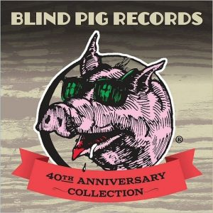 Сборник - Blind Pig Records - 40th Anniversary Collection (2CD, 2017)