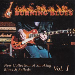 Сборник - Burning Blues vol. 01 (2018)