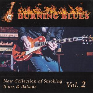 Сборник - Burning Blues vol. 02 (2018)