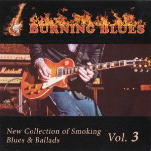 Сборник - Burning Blues vol. 03 (2018)