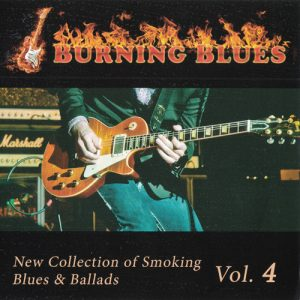 Сборник - Burning Blues vol. 04 (2018)