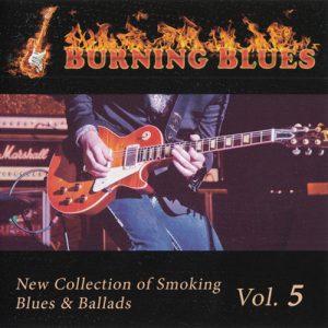 Сборник - Burning Blues vol. 05 (2018)