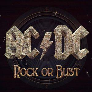 AC-DC – Rock Or Bust (2014, Digipak)