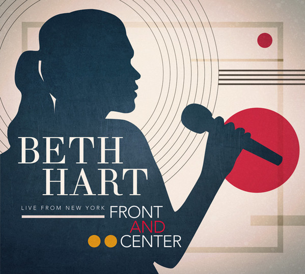 Beth Hart — Front And Center (Live From New York) (2018) (CD+DVD)