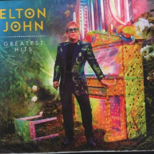 Elton John - Greatest Hits (2CD, 2018) (Digipak)