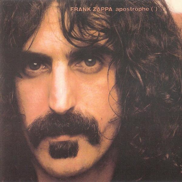 Frank Zappa – Apostrophe (') (1974)