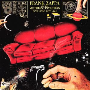 Frank Zappa & The Mothers Of Invention ‎– One Size Fits All (1975) 1