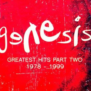 Genesis ‎– Greatest Hits, Part Two (1978 - 1999) (2CD, Digipak)