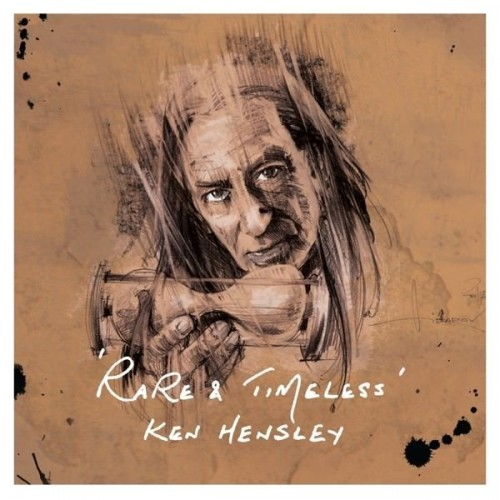 Ken Hensley ‎- Rare and Timeless (2018)