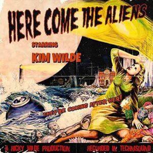 Kim Wilde – Here Come The Aliens (2018)