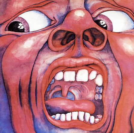 King Crimson ‎– In The Court Of The Crimson King (1969)