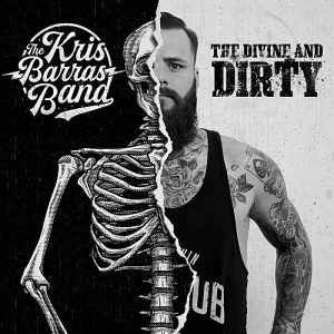 Kris Barras Band ‎– The Divine And Dirty (2018)