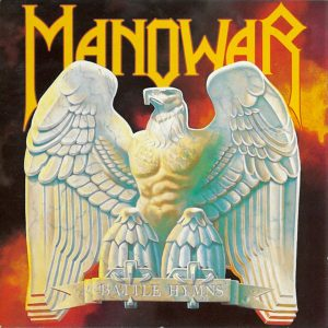 Manowar ‎– Battle Hymns (1982)