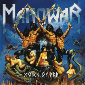 Manowar ‎– Gods Of War (2007)