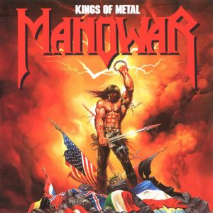 Manowar ‎– Kings Of Metal (1988)