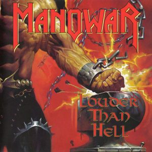 Manowar ‎– Louder Than Hell (1996)