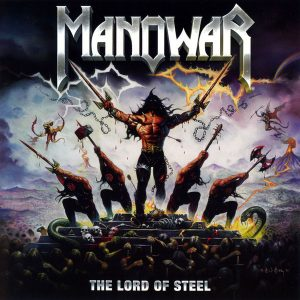Manowar ‎– The Lord Of Steel (2012)