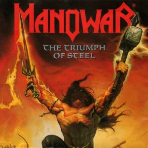 Manowar ‎– The Triumph Of Steel (1992)