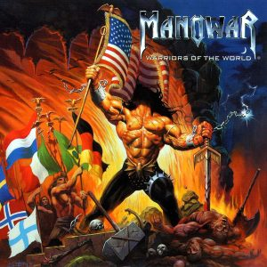 Manowar ‎– Warriors Of The World (2002)