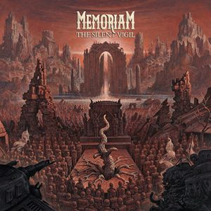Memoriam ‎– The Silent Vigil (2018)