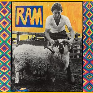 Paul & Linda McCartney ‎– Ram (1971)