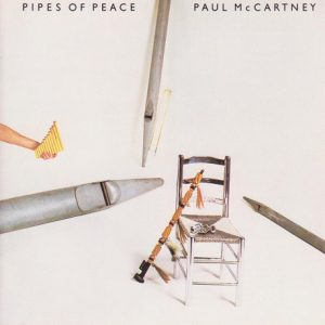 Paul McCartney ‎– Pipes Of Peace (1983)