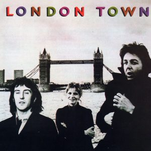 Paul McCartney & Wings - London Town (1978)