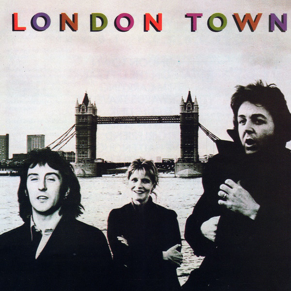 Paul McCartney & Wings — London Town (1978)