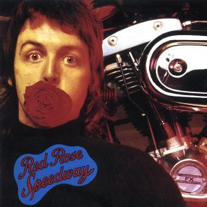 Paul McCartney & Wings ‎– Red Rose Speedway (1973)