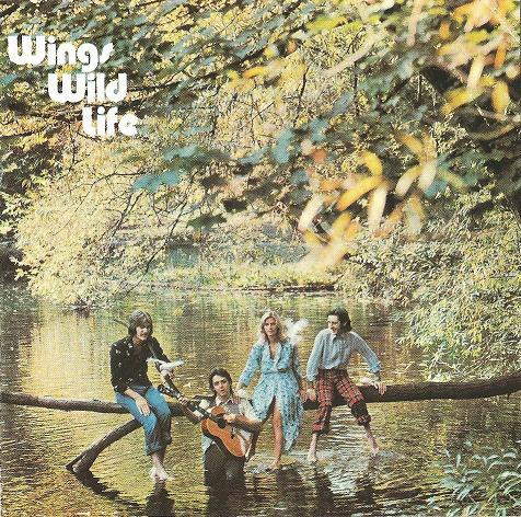 Paul McCartney & Wings — Wild Life (1971)