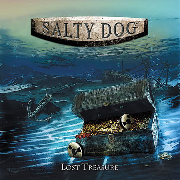 Salty Dog ‎– Lost Treasure (2018)