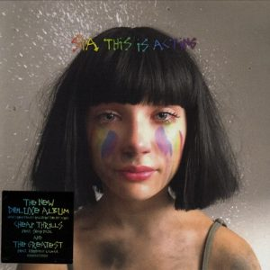 Sia ‎– This Is Acting (2016, Deluxe Edition)