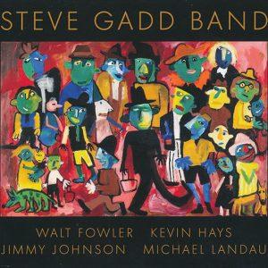 Steve Gadd Band – Steve Gadd Band (2018)