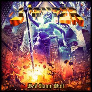 Stryper – God Damn Evil (2018)