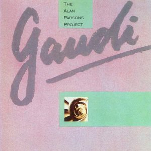 The Alan Parsons Project ‎– Gaudi (1987) (Limited Edition)