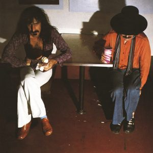 Zappa, Beefheart, The Mothers ‎– Bongo Fury (1975)