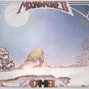 Camel ‎– Moonmadness (1976)