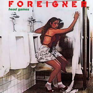 Foreigner ‎– Head Games (1979)