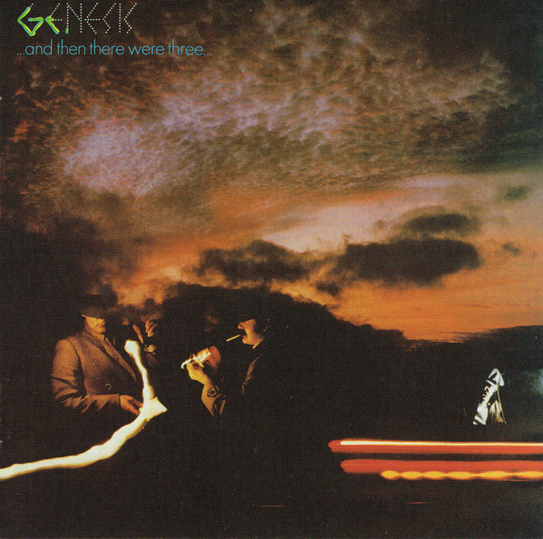 Genesis ‎– …And Then There Were Three… (1978)