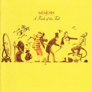 Genesis ‎– A Trick Of The Tail (1976)