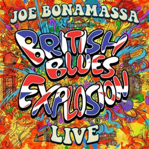 Joe Bonamassa ‎– British Blues Explosion Live (2CD, 2018)