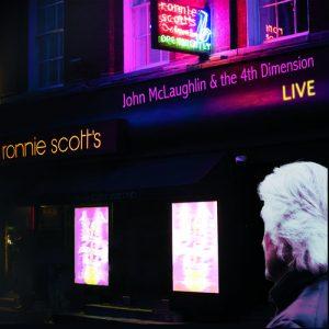 John McLaughlin & the 4th Dimension – Live @ Ronnie Scott's (2017)
