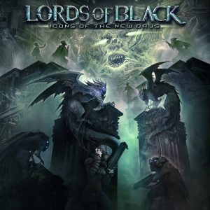 Lords Of Black ‎– Icons Of The New Days (2018)