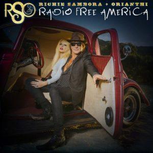 RSO (Richie Sambora + Orianthi) - Radio Free America (2018)