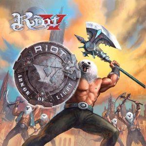 Riot V - Armor of Light (2018)