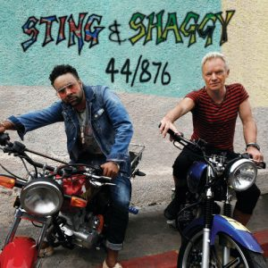 Sting & Shaggy ‎– 44-876 (2018)