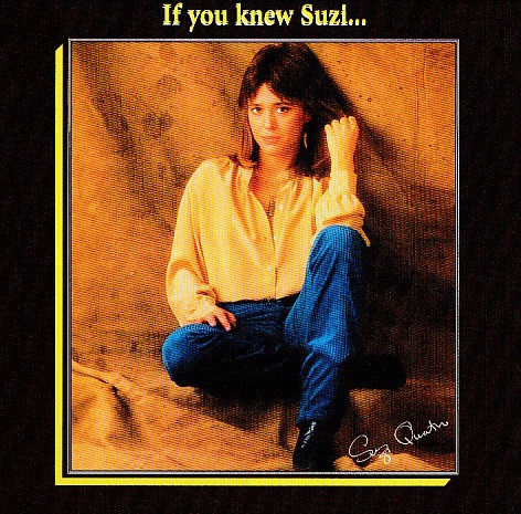 Suzi Quatro ‎– If You Knew Suzi… (1978)