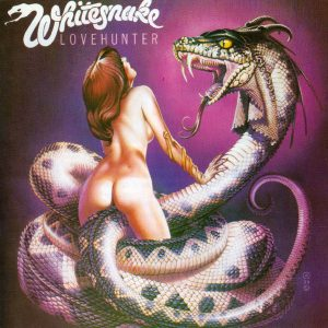 Whitesnake ‎– Lovehunter (1979)