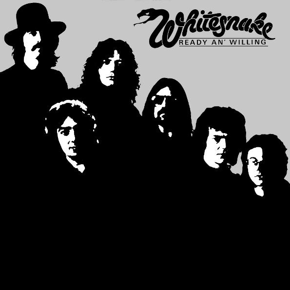 Whitesnake – Ready An' Willing (1980)
